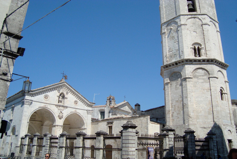 Santuario San Michele Monte Sant Angelo Gargano It