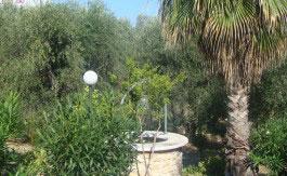 Giardini del residence La Cappella del Convento sul Gargano