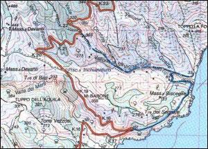 10.S.p. MattinataVieste (Km 17+500 Mergoli) Torre del Segnale Vallone di Vignanotica (Baia dei Gabbiani)