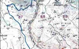 13.S.S. 89 (km 142) Sperlonga Stingo Parco Orefice S.S.89 (km 129+500)