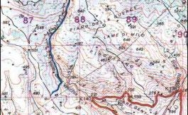 14.S.S. 89 (km 142) Sperlonga Stingo Parco Orefice S.S.89 (km 129+500)