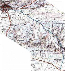18.S.Giovanni Rotondo Valle dell'Inferno S.P. ManfredoniaS. G. Rotondo (Km 5+500)