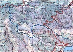 9.S.S.89 (Km 124+750) Coppa Giumenta Masseria Mandorla Amara Valle dei Merli