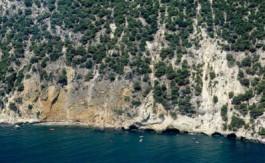 La spiaggia di Panuccid'