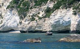 Spiaggia Pietre Nere