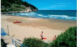 La spiaggia di Procinisco