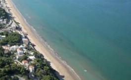 La spiaggia di San Menaio