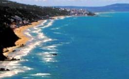 Spiaggia dei Cento Scalini