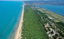 La spiaggia di Isola Varano