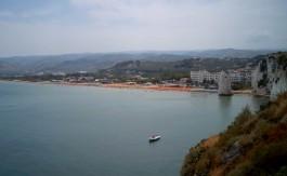 La spiaggia della Scialara