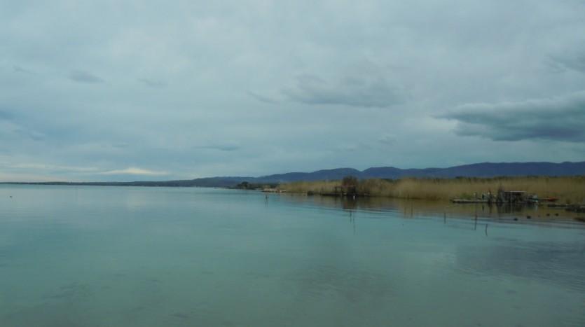 il lago di Varano