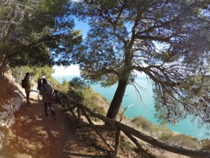 > il sentiero dell'Amore @ Sentiero Mergoli - Vignanotica