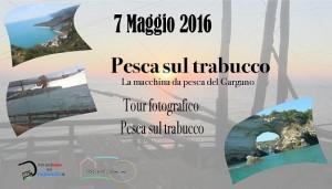 > la pesca sui Trabucchi @ Vieste | Puglia | Italia