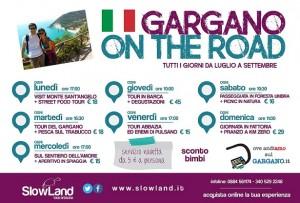 Tour in barca con degustazione @ Gargano