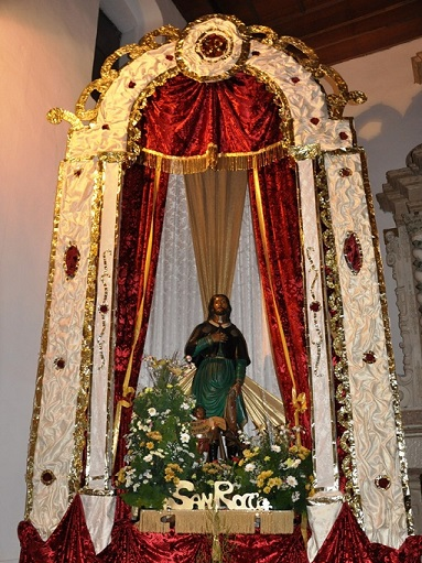 Calendario Feste Patronali Puglia.Festa Patronale Di San Rocco A Rodi Garganico Gargano It