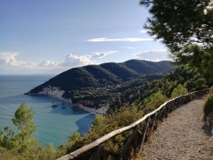 Sentiero Baia dei Mergoli – Vignanotica @ BB Villa Simone | Monte Sant'Angelo | Puglia | Italia